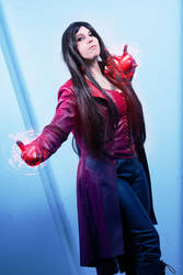 Scarlet Witch by MorganaBlackwings