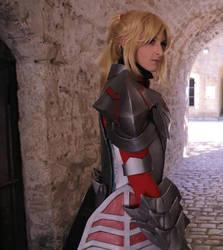 Knight of Betrayal by MorganaBlackwings