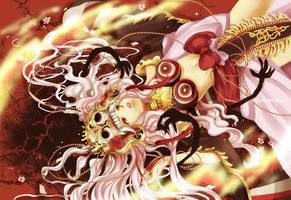 Witch by KurosakiSasori-kun