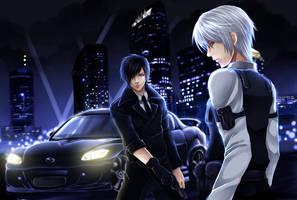 NEVER DEAD END by KurosakiSasori-kun