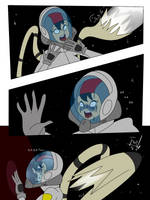 Point comission: E.V.A Part 3 by QuakeBrothers