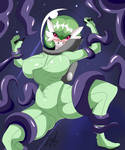 Astro gardevoir returns by QuakeBrothers