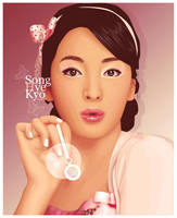Song Hye Kyo by Soop4evah