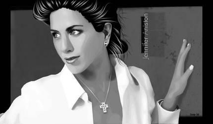 Jennifer Aniston by Soop4evah