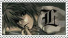 L stamp by kaiyou-chan