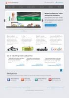 Meebio Webdesign by mibrt