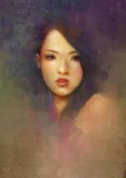 portrait01 by shuqing