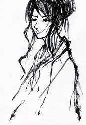 brush p e n doodle by shuqing