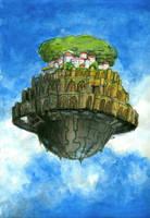 Laputa by Skyfurrow