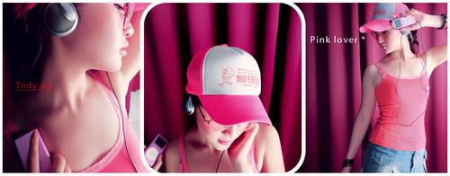 i love pink by wakuwaku