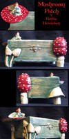 Mushroom Patch Box by MetallicVisions