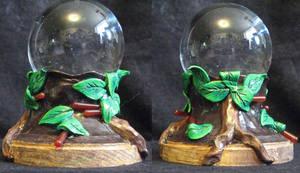 Overgrown Garden Ball by MetallicVisions
