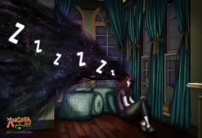 Insomnia by AngoraART