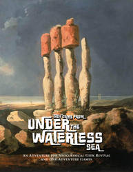 Under the Waterless Sea Cover by PenetraliaPress