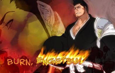 Burn, Engetsu! Original by OtomeSan