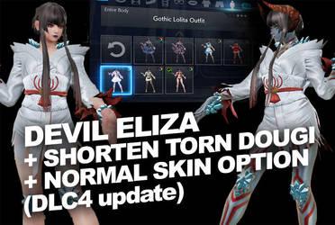 008 - DEVIL ELIZA +TORN +NORMAL SKIN (DLC4 update) by 9876789