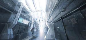 Harrow Suites 2050 (WIP) by alistairhume