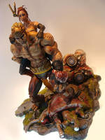Enslaved custom figures by hugohugo