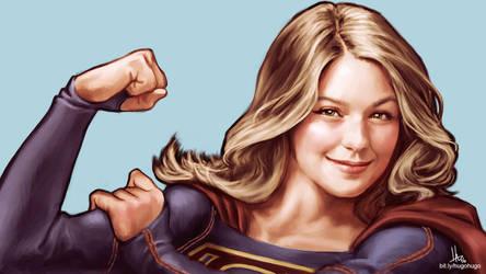She's Super! - detail by hugohugo