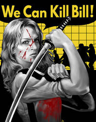 We Can Kill Bill by hugohugo