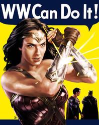 WW Can Do It! by hugohugo