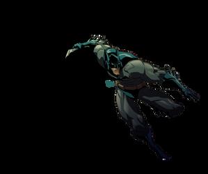 Bats by Dreviator