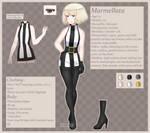 Marmellata character sheet by MisaKarin