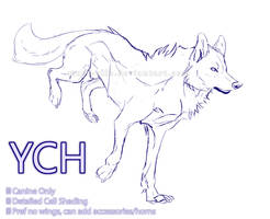 YCH Auction - Run - SOLD by Mara-Elle