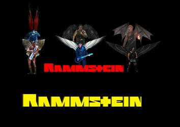 Angels - Real Ones by haus-of-rammstein