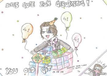 Schnei's Geburtstag by haus-of-rammstein