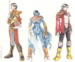 Legacy Of Kain by limbaelicopter