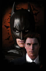 The Dark Knight by Breogan