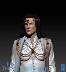 Turgon 3D Render - Detail by Breogan