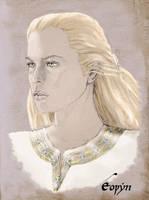 Eowyn of Rohan by Breogan