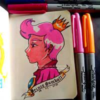 Oh Fionna! by strengger-joe