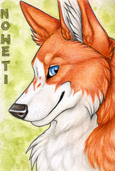 Noweti Badge by Korrok