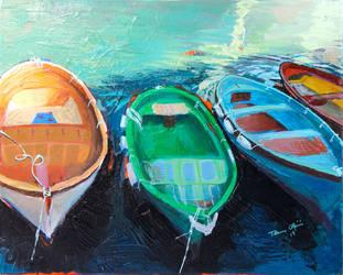 Cinque Terre by LS-1302