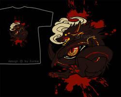 nightscream t-shirt design. by rainmint