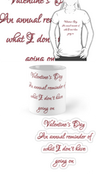 Valentine's day special products by Shippo3313