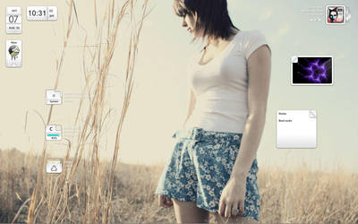 Sunny Desktop by new-abortion
