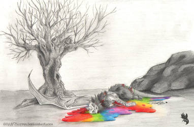 Colorful Blood by Aeritus91