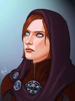 Sister Leliana by Merwild