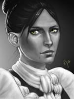 Josephine Montilyet by Merwild