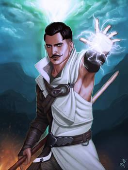 Dorian's Magic by Merwild