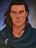 Varvor's other face by Merwild