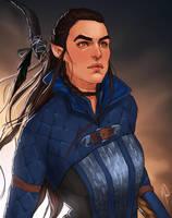 Warden Stella by Merwild