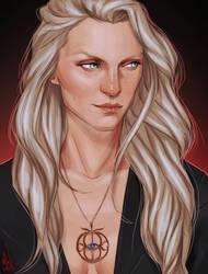 Celaena Sardothien by Merwild