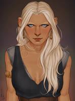 Warden Sveta by Merwild
