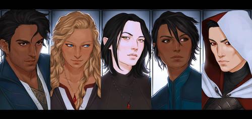 Witchlanders by Merwild