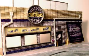 GTA V - Los Santos Customs by ddjunior